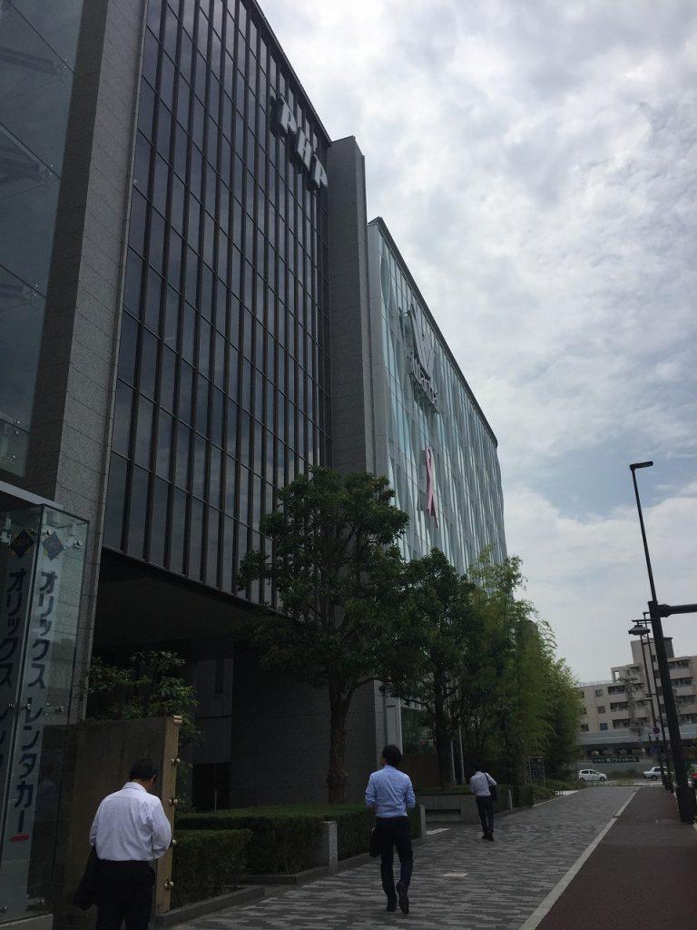 京都駅前 PHP研究所