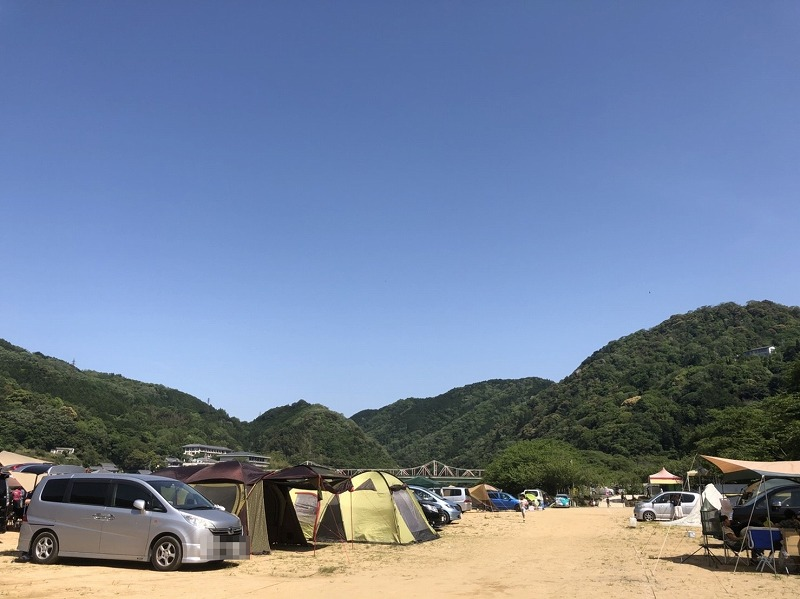 キャンプ場の様子 (3)