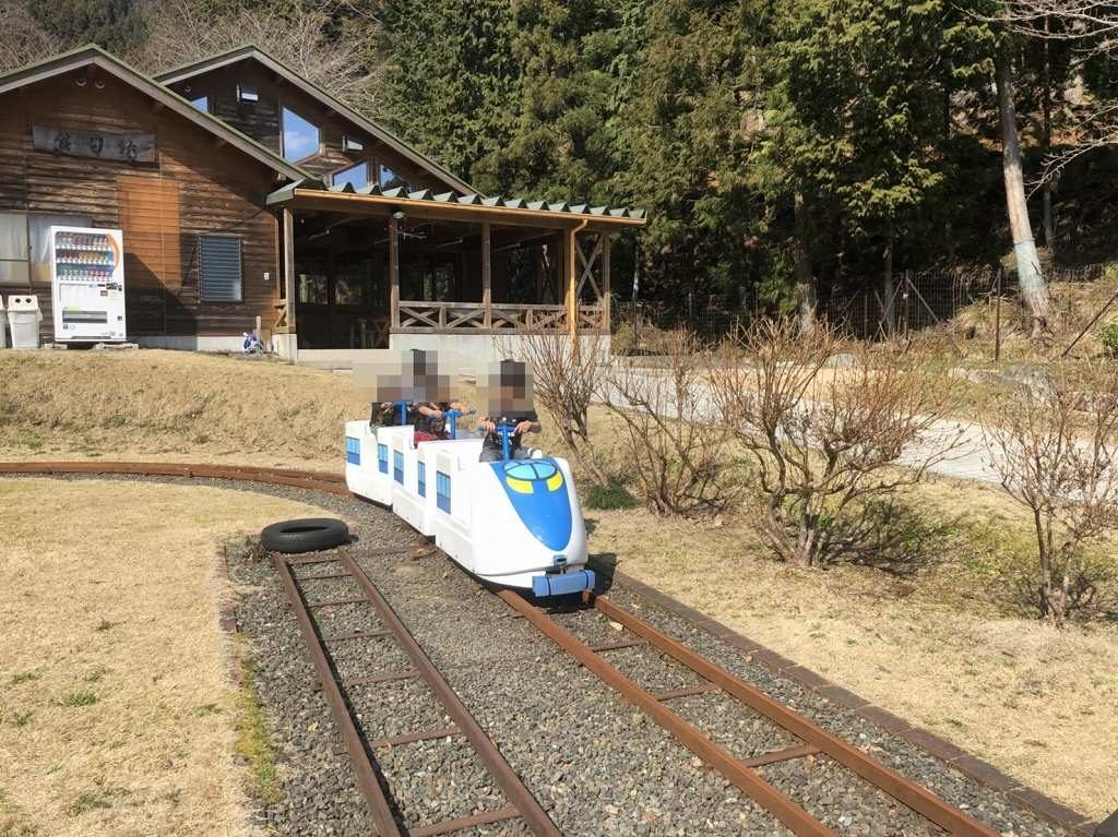電車は自分で動かす