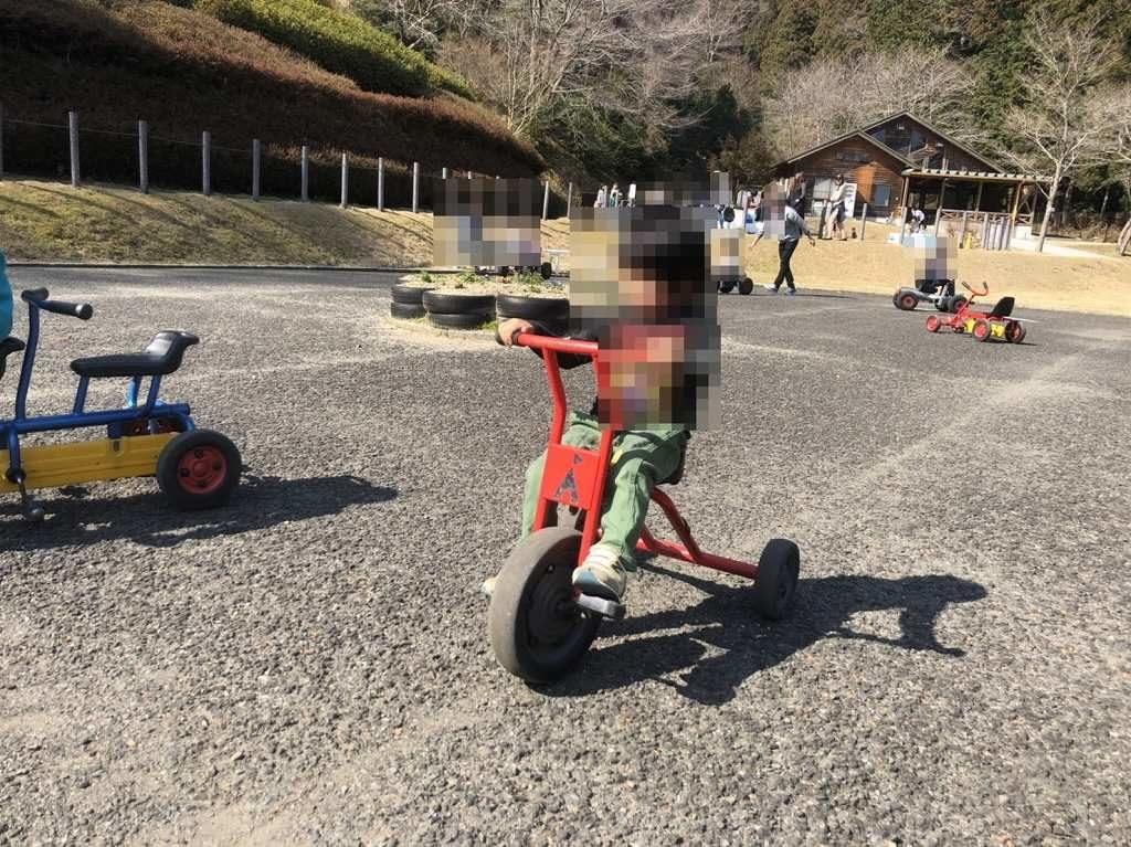 面白自転車 (2)