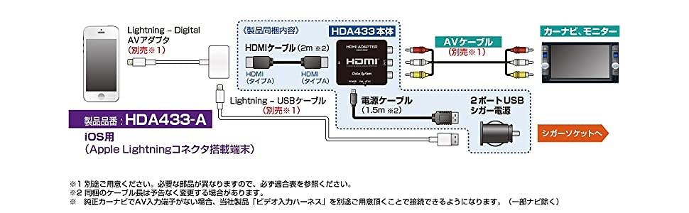 HDA-433-A